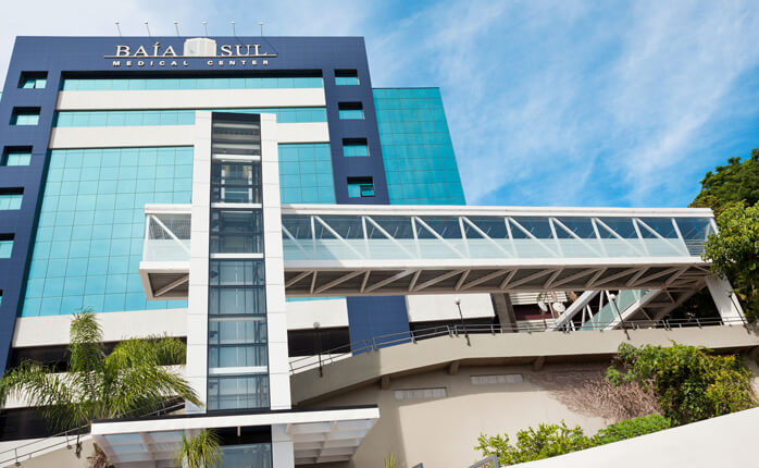 Baía Sul Hospital