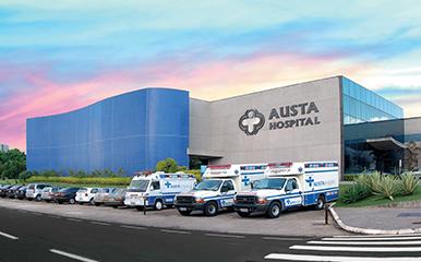 AUSTA hospital anuncia investimentos que somam mais de R$ 60 milhões, frutos da parceria com a Hospital Care